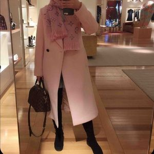 CLUB MONACO DAYLINA in blush pink